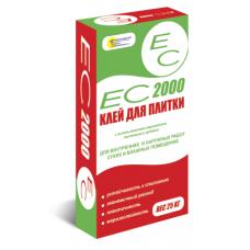 EC 2000 клей для плитки, 25кг