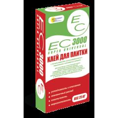 EC 3000 клей для плитки, 25кг