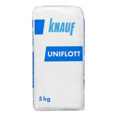 КНАУФ-Унифлот, сухая шпаклевочная смесь, 5кг