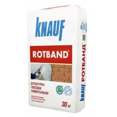 КНАУФ-Ротбанд штукатурка гипсовая универсальная, 30кг