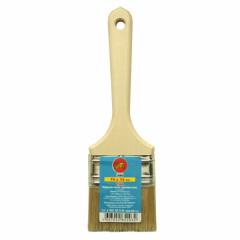 Кисть флейцевая с деревянной ручкой