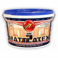 Краска в/д MATTLATEX для стен и потолков
